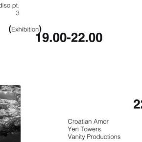 OLYMPHIA: TERMINATION OF THE WORLD'S LAST HARBOUR (PARADISO PT. 3) @Acud Gallery