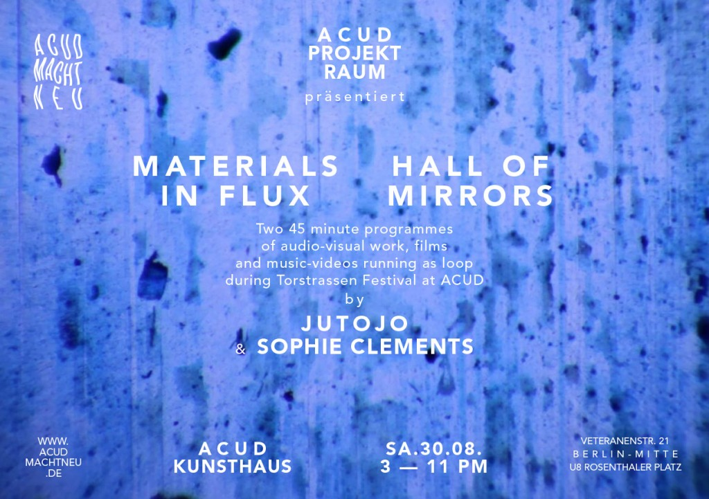 ACUD_jutojo-sophie_screening_2