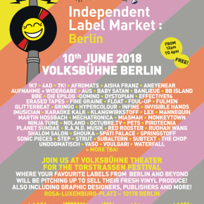 TSF'18 x Independent Label Market