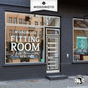 Modomoto Fitting Room