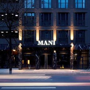 Hotel & Restaurant MANI @ TSF