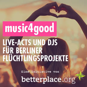 music4good @ Cosmic Kaspar/Mein Haus am See