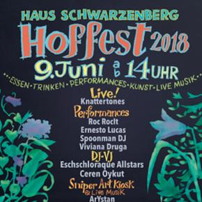 Das Hoffest im Haus Schwarzenberg