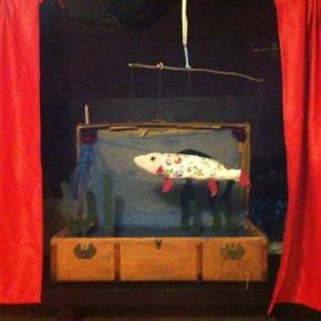 Kindertheater (IT) : I tre pesci @ Mondolibro