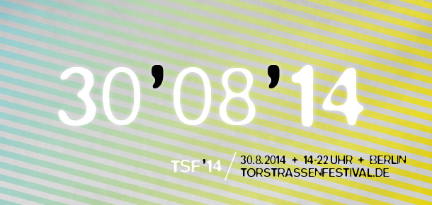 Save the date: TSF'14